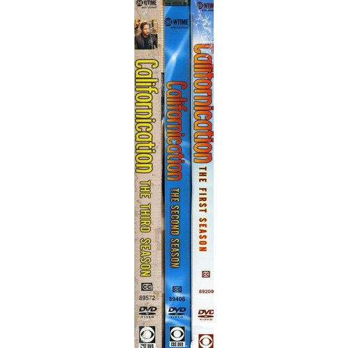 Californication: The 1st - 3rd Seasons