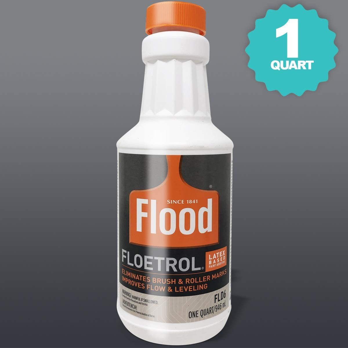 Floetrol Pouring Medium For Acrylic Paint Quart Flood Flotrol