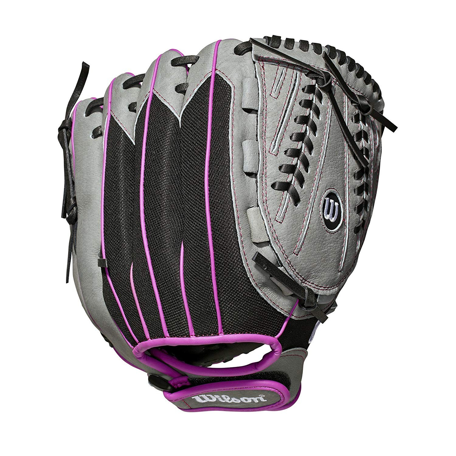 "Wilson 11"" Flash Series All Positions Fastpitch Softball Glove, Right Hand Throw by Wilson"