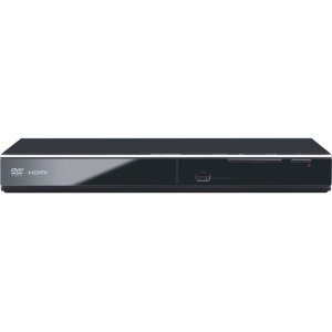 Panasonic DVD-S700 1 Disc(s) DVD Player – 1080p – Dolby Digital – DVD+RW, DVD-RW, CD-RW – PAL, NTSC – DVD Video, Video CD, SVCD, XviD – Progressive Scan – HDMI – USB PROGRESSIVE SCAN VIDEO QUALITY