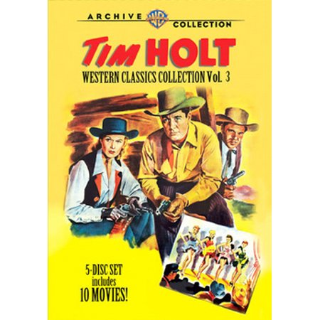 Tim Holt Western Classics Collection Vol. 3 (DVD) ()