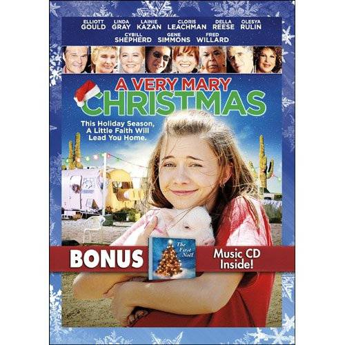 A Very Mary Christmas (With Music CD)