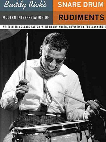 Buddy Rich's Modern Interpretation of Snare Drum Rudiments by Music Sales