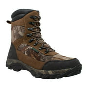 "Men's AdTec 9639 10"" Waterproof Realtree 400G Camo Boot"