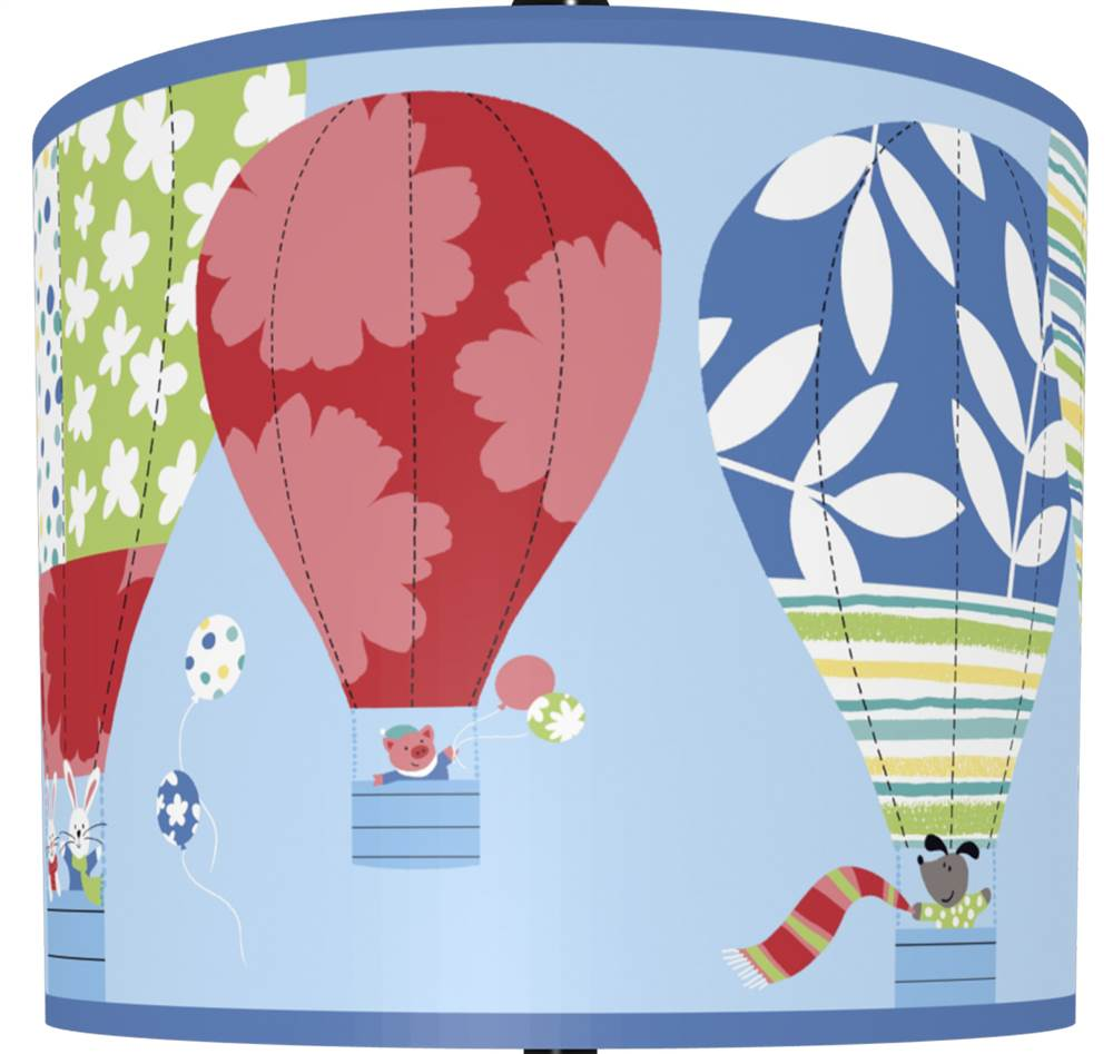Hot Air Balloon Lamp Shade - Walmart.com