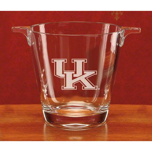 NCAA - Kentucky Wildcats Deep Etched Crystal University Ice Tub