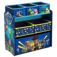 Disney/Pixar Toy Story 4 Design and Store Toy Organizer by Delta Children