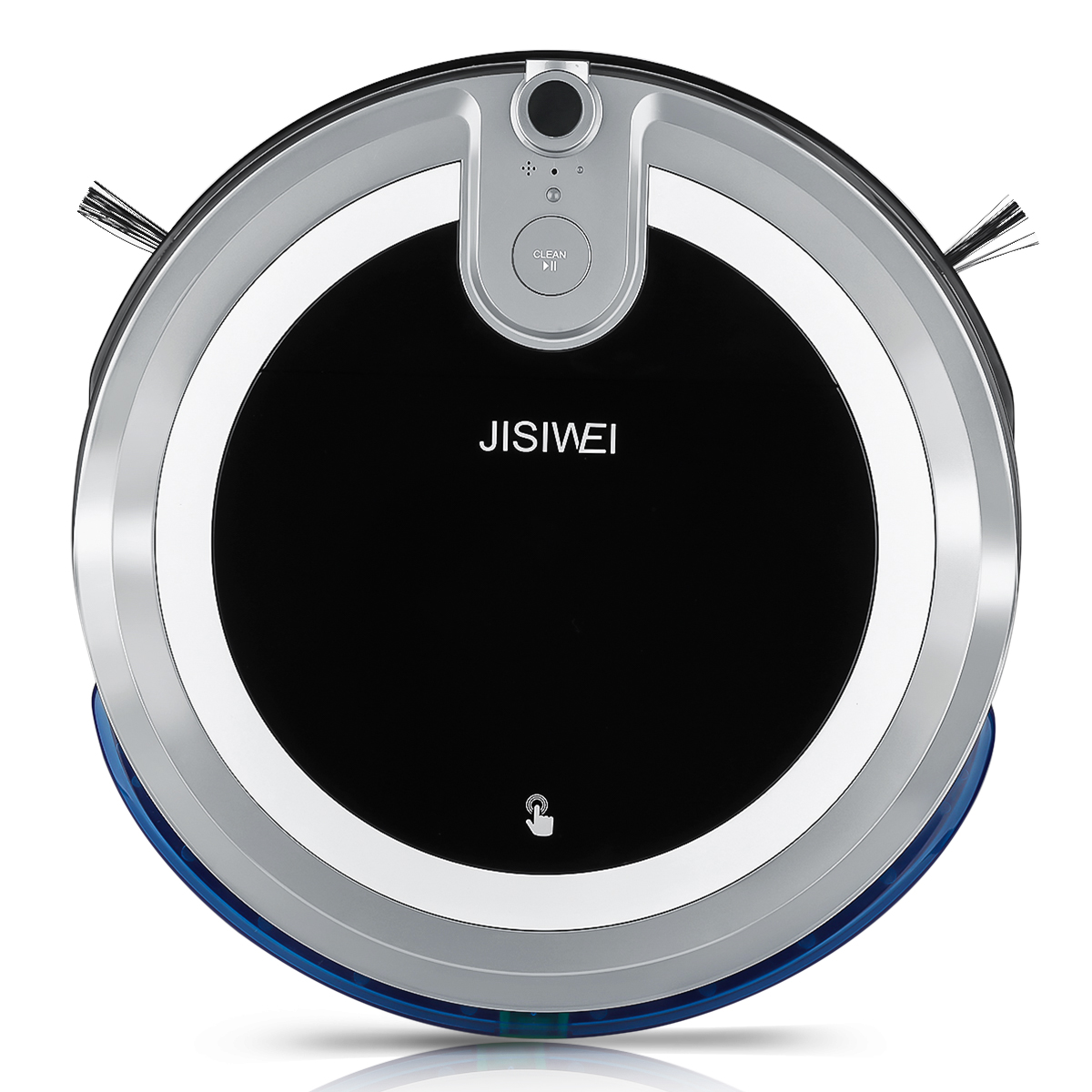 JISIWEI Robotic Vacuum Cleaning APP Control Smart Cleaner i3 with HD Camera