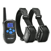 Best Remote Bark Collars - Petrainer PET998DRB2 Dog Training Collar with Remote Review