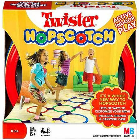 Hopscotch Rugby - Twister Hopscotch