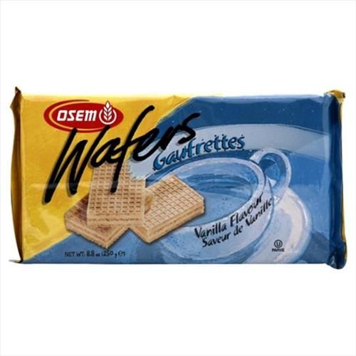Cookie Wafer Vanilla -Pack of 12