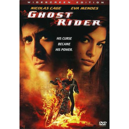 Ghost Rider (DVD)](Top 10 Ghost Movies List)