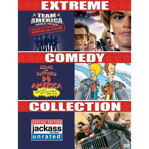 Extreme Comedy Collection (Widescreen)