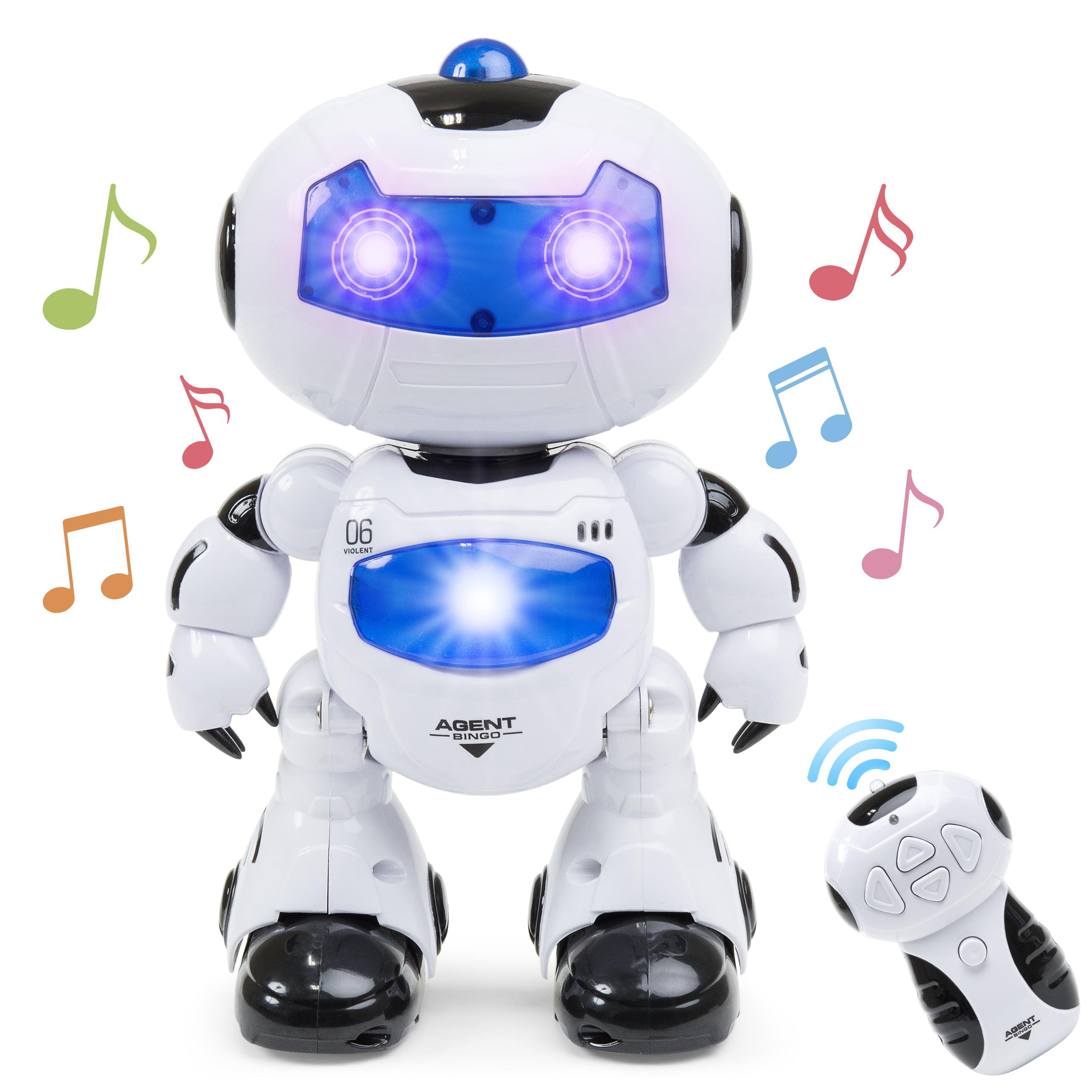 Multifunction Robotic Dancing Smart Programming Toy N2T6 con U2A1