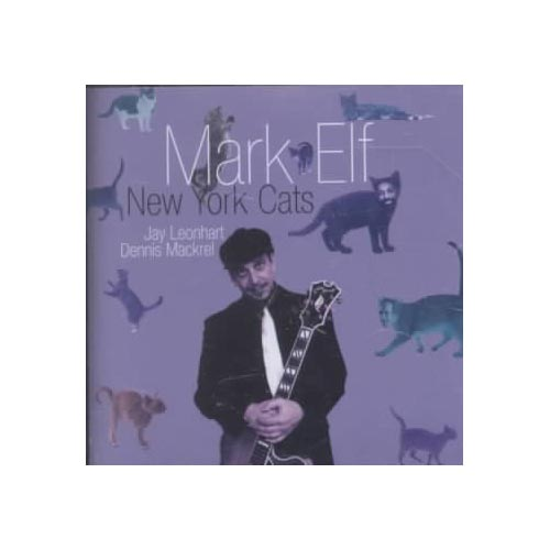 "Personnel: Mark Elf (guitar, chimes, sound effects); Jay Leonhart (bass); Dennis Mackrel (drums, shaker); Kevin Burrell (percussion).<BR>Recorded at Acoustic Sound Recording, Brooklyn, New York on November 24 & 25, 1998.  Includes liner notes by Mark Elf.<BR>Lovers of mainstream jazz guitar will go crazy for this one!  Elf has a sturdy, straight-ahead tone that recalls jazz guitar masters Jim Hall, Wes Montgomery and Pat Martino.  The tunes are a lively mix of jazz standards/classics and originals.  There's a sense of unhurried forward-motion to this set; it's relaxed without being ""sleepy.""  The nimble bass and swinging drums compliment Elf's playing to perfection.  Elf is a player who can dazzle with a barrage of long phrases, then tease you with one or two well-placed notes.  No new ground broken here--just fine, end-of-the-day relaxation-jazz with considerable substance."