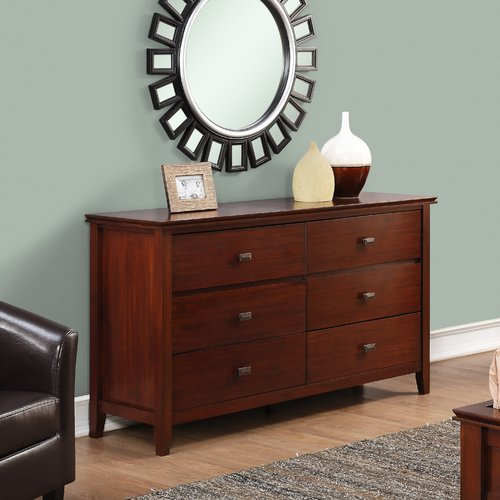 Simpli Home Artisan Bedroom Dresser and Media Cabinet