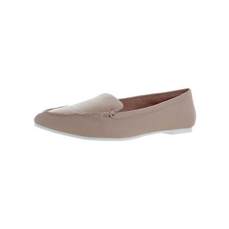 Me Too Womens Audra20 Leather Pointed Toe Loafers Leather Round Toe Loafers