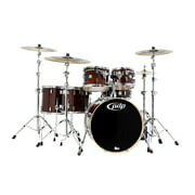 PDP by DW Concept Birch 6-Piece Shell Pack Transparent Walnut