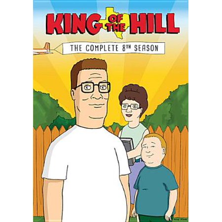 King of the Hill: The Complete Eighth Season (Other) - King Of The Hill Halloween Quotes