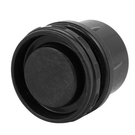 Unique Bargains 4pcs 50mm Dia Base ABC Plastic Adjustable Leveling Foot Black - image 2 of 3