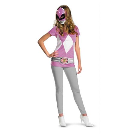 Pink Ranger Alternative Tn 7-9 (Halloween Tab)