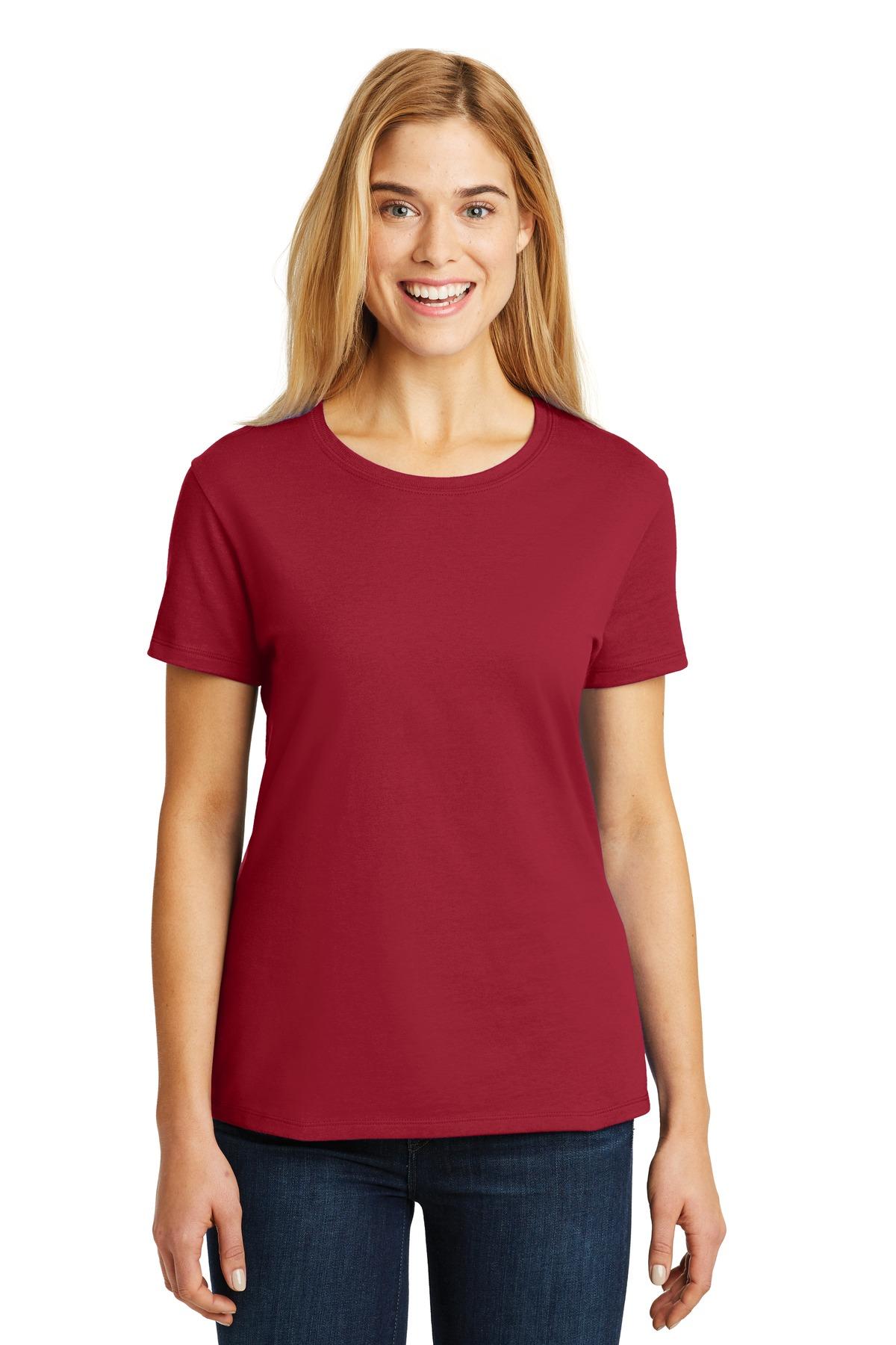 Hanes Ladies Nano-T Cotton T-Shirt