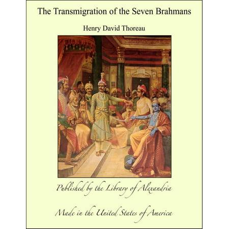 The Transmigration of the Seven Brahmans - eBook