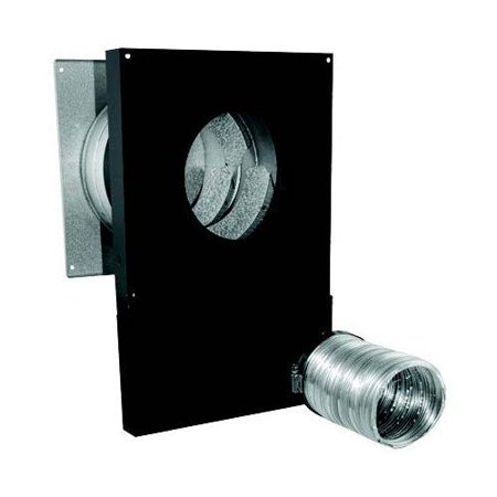 3; PelletVent Pro Combustion Air Wall Thimble Kit