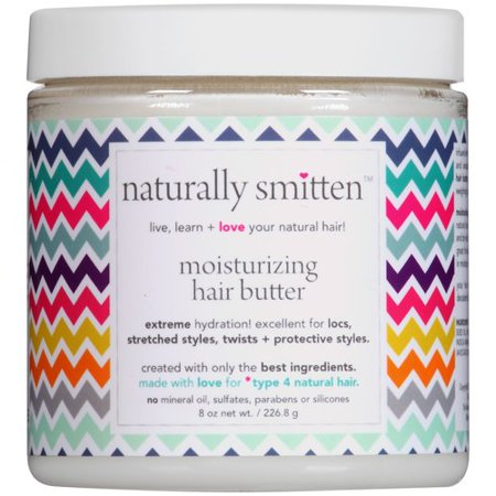Naturally Smitten Hair Butter Reviews