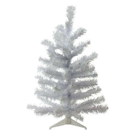 White Balsam Pine Mini Artificial X-mas Tree ()