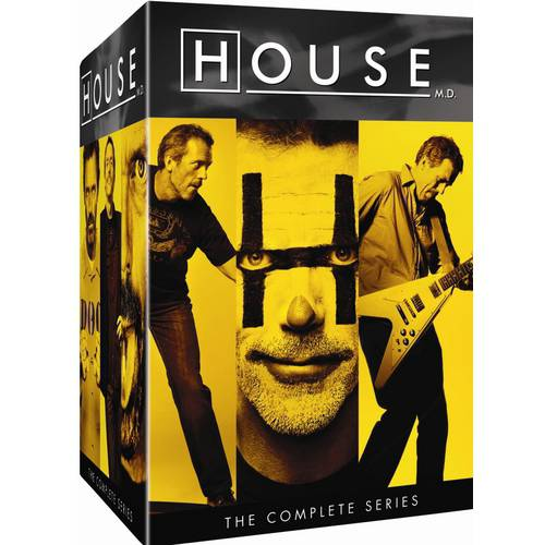 House M.D.: The Complete Series