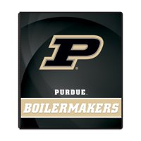 """NCAA Purdue Boilermakers 3 Ring Binder, 175 Sheet Capacity, 1"""" Metal Rings"""