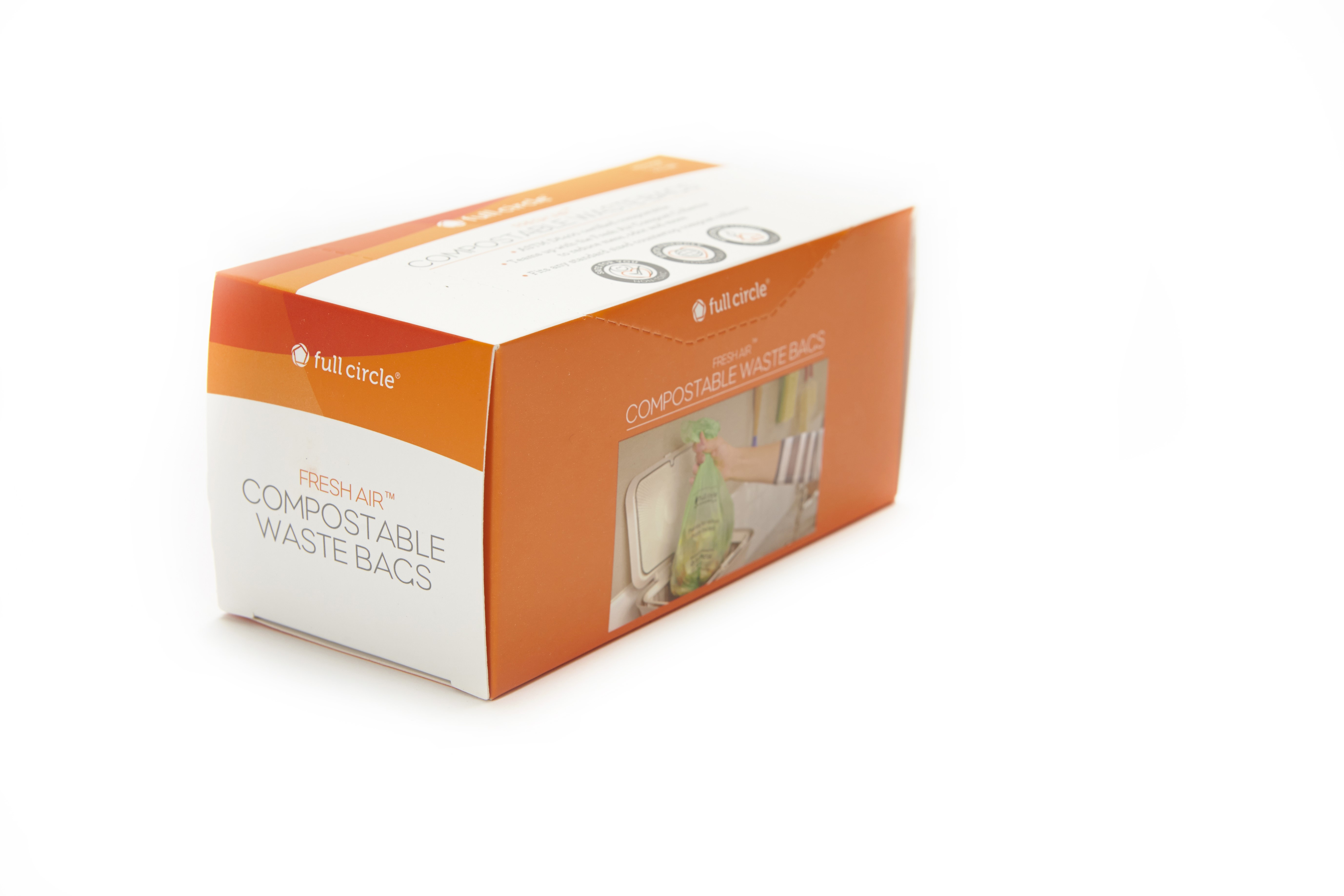 Kitchen Renew Compostable Waste Bags 2.5-Gals. 25-Pk.