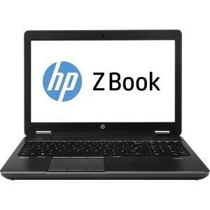 REFURBISHED HP ZBook F1M32UT#ABA 15.6-Inch Laptop (Black)