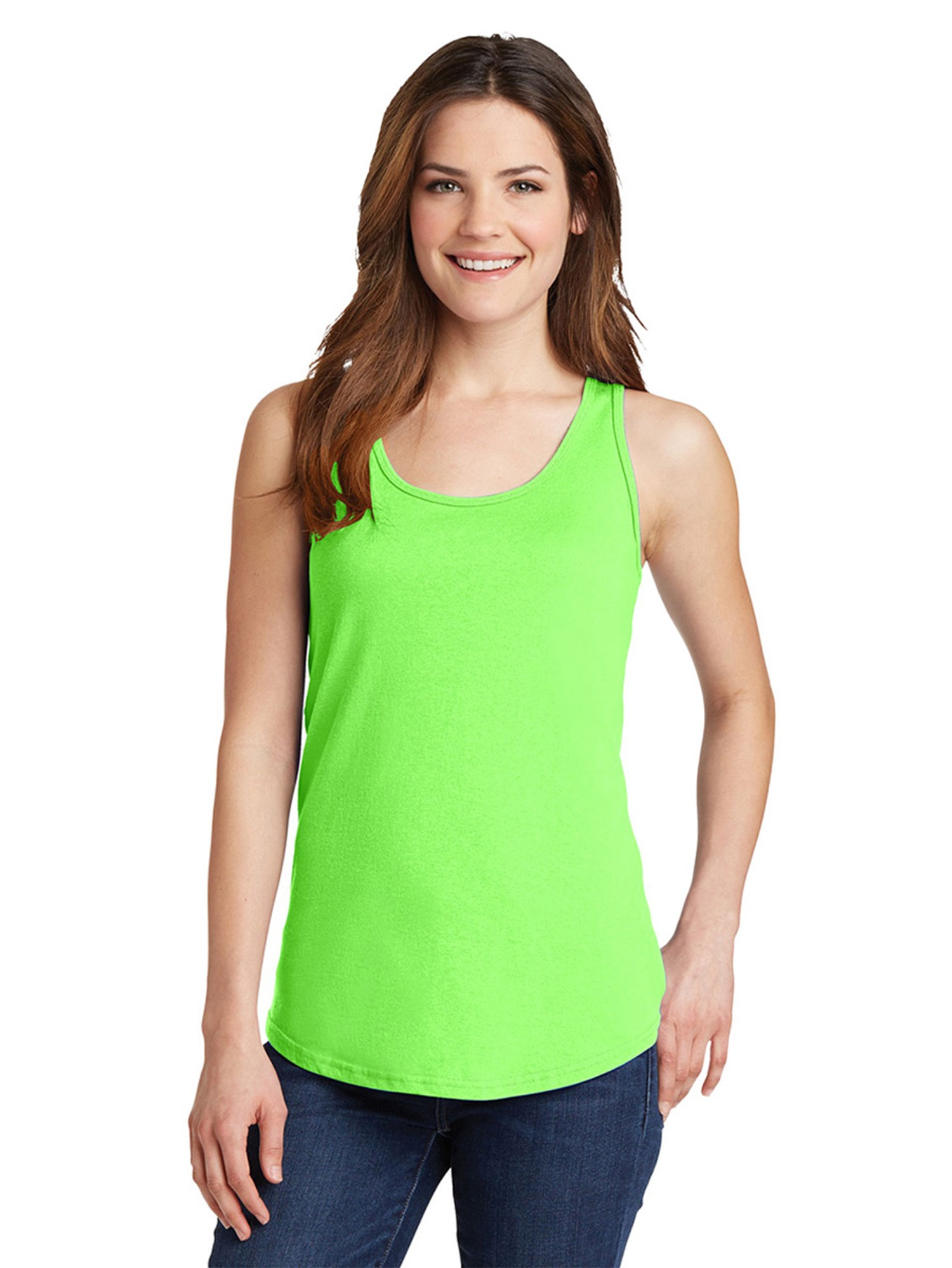 Port & Company Women's Comfortable Tank Top