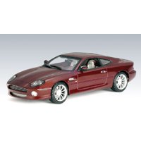 Aston Martin DB7 Vantage Red 1/43 Diecast Model Car by Autoart