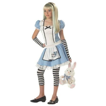 California Costume Girls Alice Tween - Costume Ideas For Tween Girls