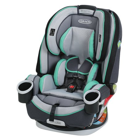 Graco 4Ever All-in-1 Convertible Car Seat, Basin - Walmart.com