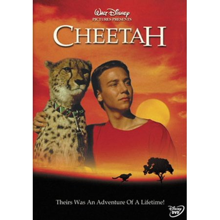 Cheetah (DVD)