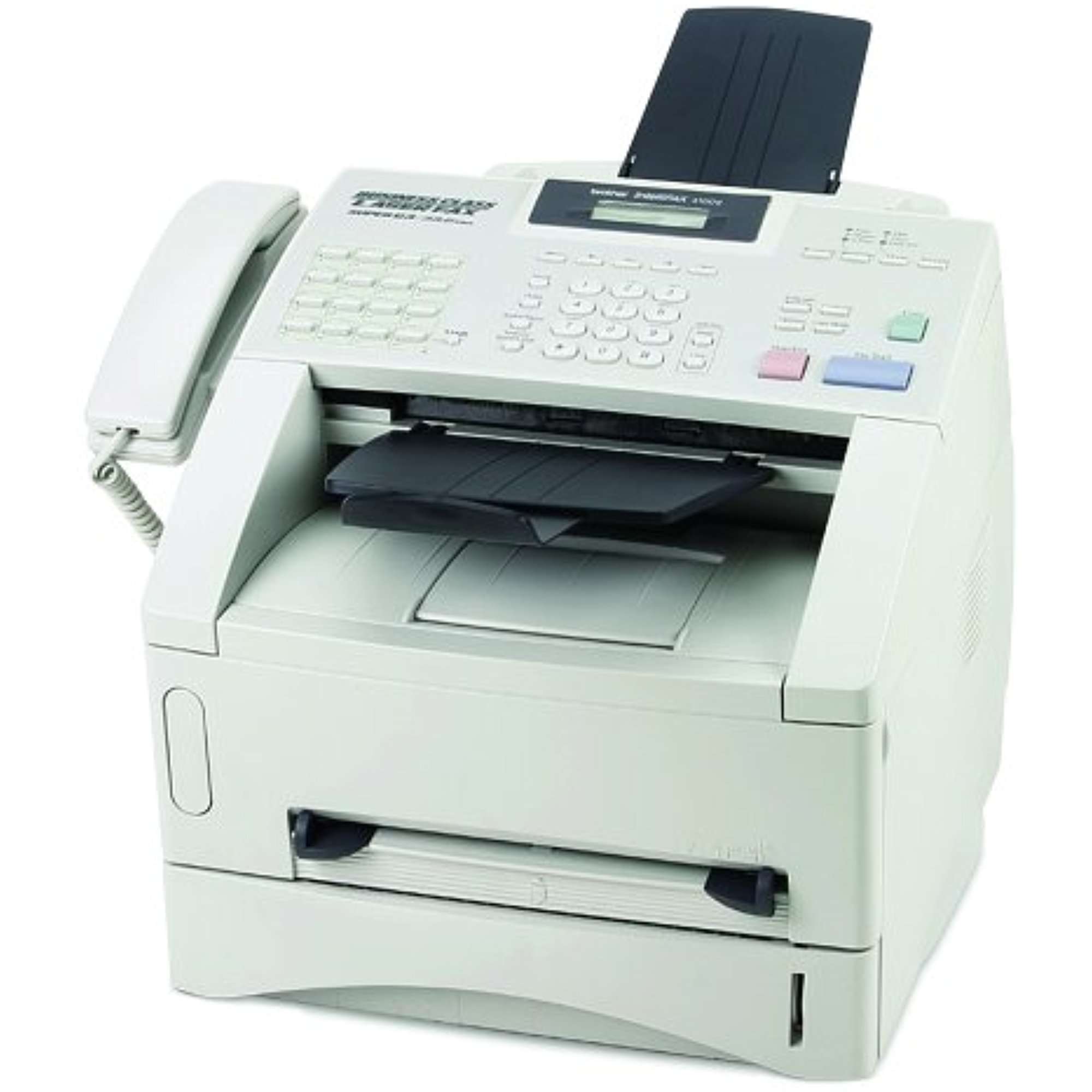 Refurbished Brother IntelliFax 4100E Fax Machine Laser Printer by Brother