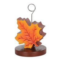 Fall Leaf Photo Holder Weight
