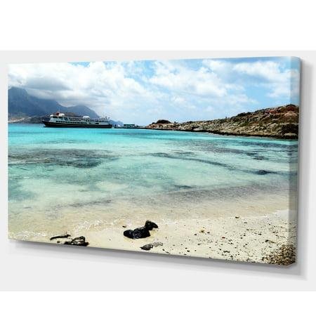 Blue Crete Island in Greece - image 1 de 3