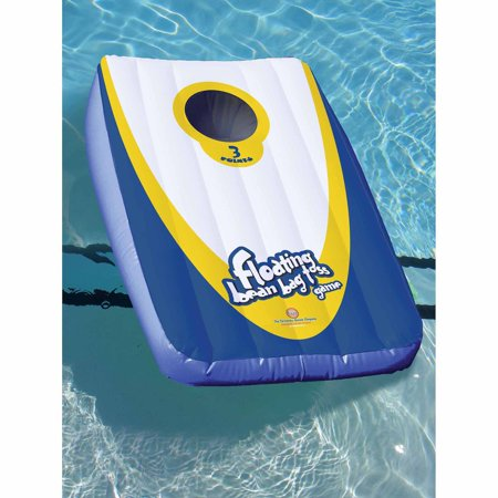 Driveway Games Floating Bean Bag Toss Game Walmart Com