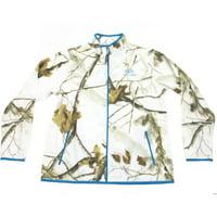 Realtree Women's Fleece Camo Full Zip Jacket (Two Colors Available)