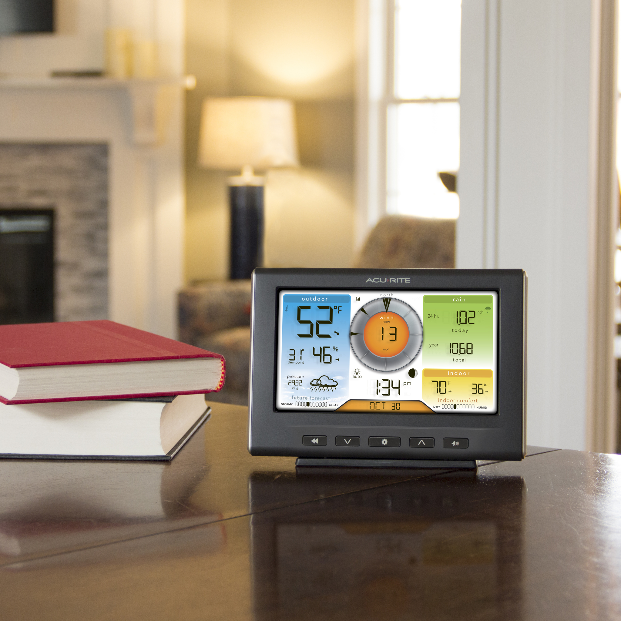 WiFi-enabled weather station by AcuRite