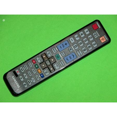 OEM Samsung Remote Control: LT23A750ND/ZA, LT23A950ND/ZA