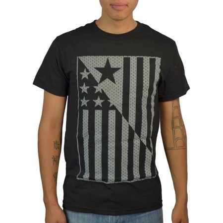 Tony Hawk Monochrome Flags Mens Black T Shirt New Sizes S 2Xl