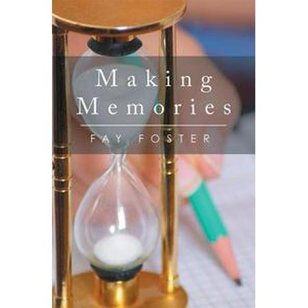 Making Memories - eBook