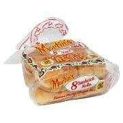 Martin's Potato Rolls 8 Sandwich Rolls  (Pack of 2)