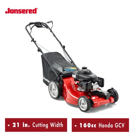 Jonsered L2821 21 in. 160cc Honda GCV Walk Behind Mower